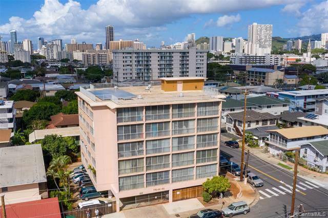 778 Wiliwili Street #203, Honolulu, HI 96826 (MLS #201932670) :: Keller Williams Honolulu
