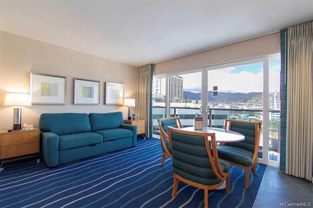 410 Atkinson Drive #826, Honolulu, HI 96814 (MLS #201932702) :: Barnes Hawaii
