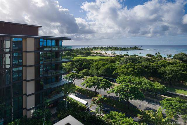1388 Ala Moana Boulevard #2802, Honolulu, HI 96814 (MLS #201932716) :: The Ihara Team