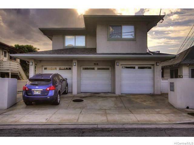 742 Hoawa Street, Honolulu, HI 96826 (MLS #201932729) :: Team Lally