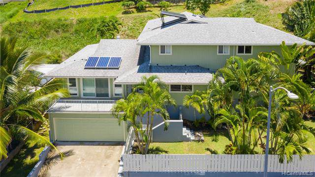 1386 Nanialii Street, Kailua, HI 96734 (MLS #201932733) :: The Ihara Team