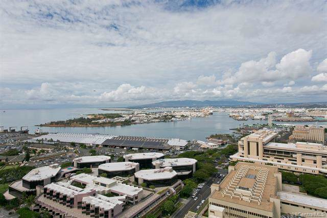 555 South Street #3206, Honolulu, HI 96813 (MLS #201932743) :: Keller Williams Honolulu