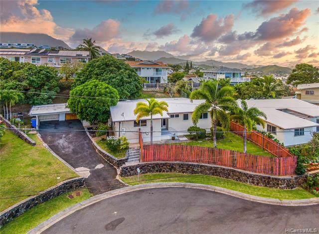 1433 Mapuana Place, Kailua, HI 96734 (MLS #201932758) :: The Ihara Team