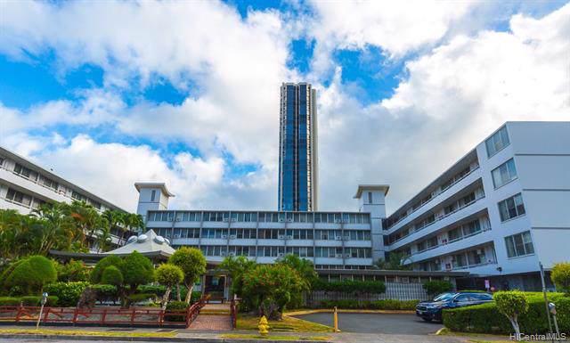 1550 Rycroft Street #313, Honolulu, HI 96814 (MLS #201932776) :: The Ihara Team