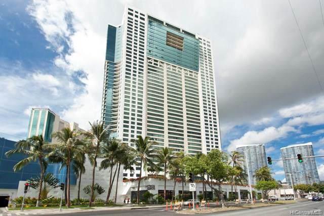 88 Piikoi Street #2401, Honolulu, HI 96814 (MLS #201932826) :: Keller Williams Honolulu