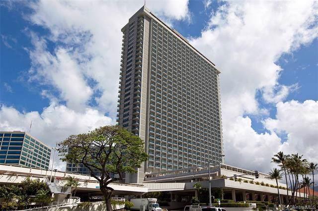 410 Atkinson Drive #1021, Honolulu, HI 96814 (MLS #201932835) :: Barnes Hawaii