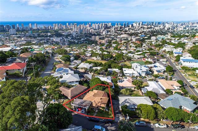 3025 Libert Street, Honolulu, HI 96816 (MLS #201932839) :: Keller Williams Honolulu