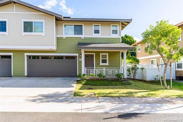 94-470 Paiwa Street #23, Waipahu, HI 96797 (MLS #201932897) :: Elite Pacific Properties