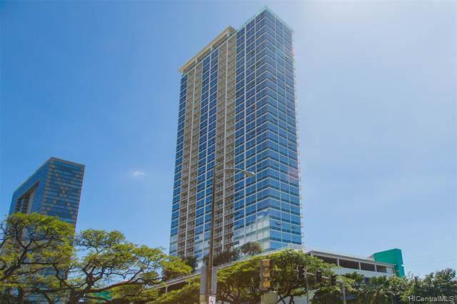 909 Kapiolani Boulevard #1806, Honolulu, HI 96814 (MLS #201932901) :: Barnes Hawaii