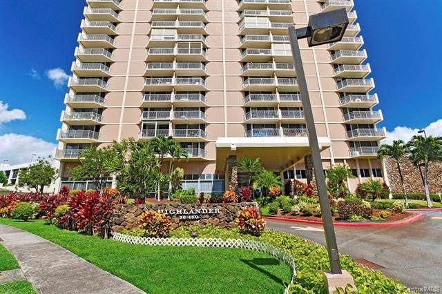 98-450 Koauka Loop #409, Aiea, HI 96701 (MLS #201932926) :: Keller Williams Honolulu