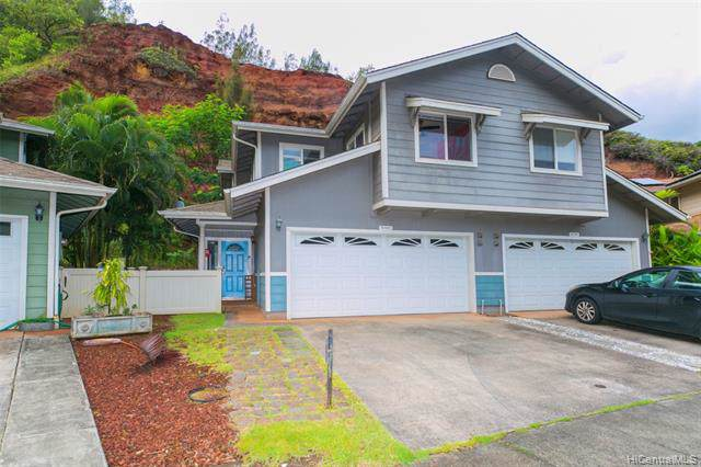 95-1321 Wikao Street #54, Mililani, HI 96789 (MLS #201932945) :: Keller Williams Honolulu