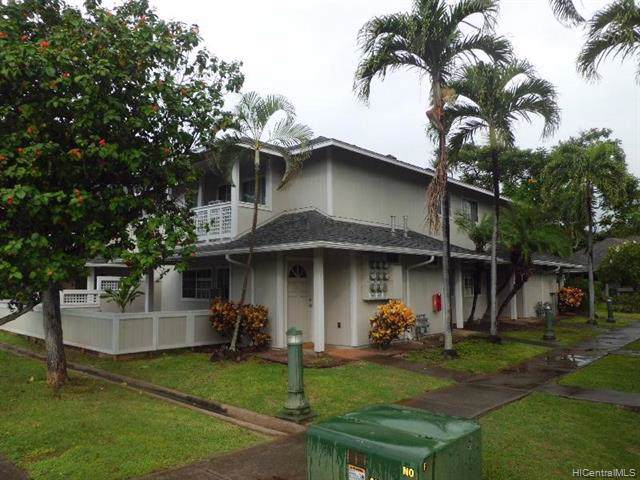 91-1072 Makaaloa Street 17D, Ewa Beach, HI 96706 (MLS #201932952) :: Team Lally