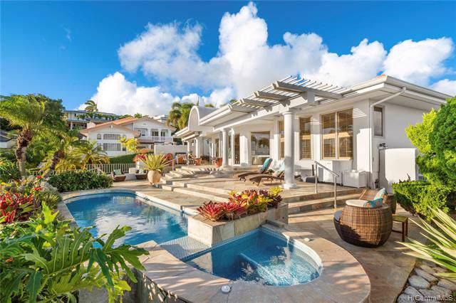 798 Moaniala Street, Honolulu, HI 96821 (MLS #201932964) :: Elite Pacific Properties