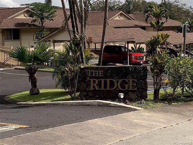 95-510 Wikao Street C204, Mililani, HI 96789 (MLS #201932972) :: Maxey Homes Hawaii