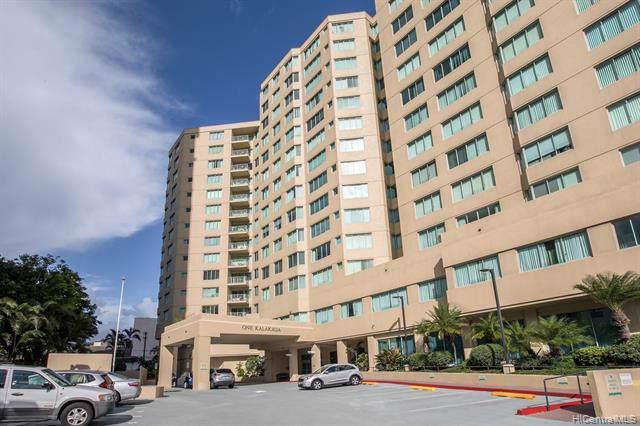 1314 Kalakaua Avenue #1013, Honolulu, HI 96826 (MLS #201932976) :: Keller Williams Honolulu