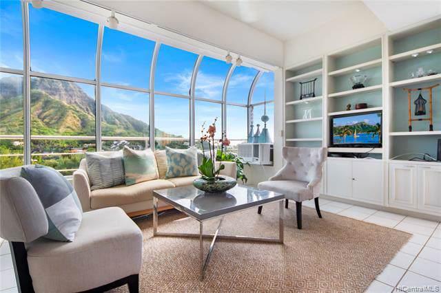 2979 Kalakaua Avenue #905, Honolulu, HI 96815 (MLS #201932984) :: Elite Pacific Properties