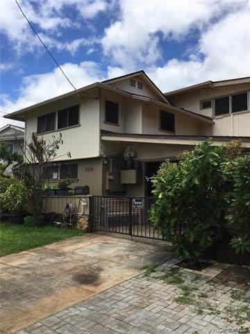 3480 Alohea Avenue, Honolulu, HI 96816 (MLS #201933054) :: The Ihara Team