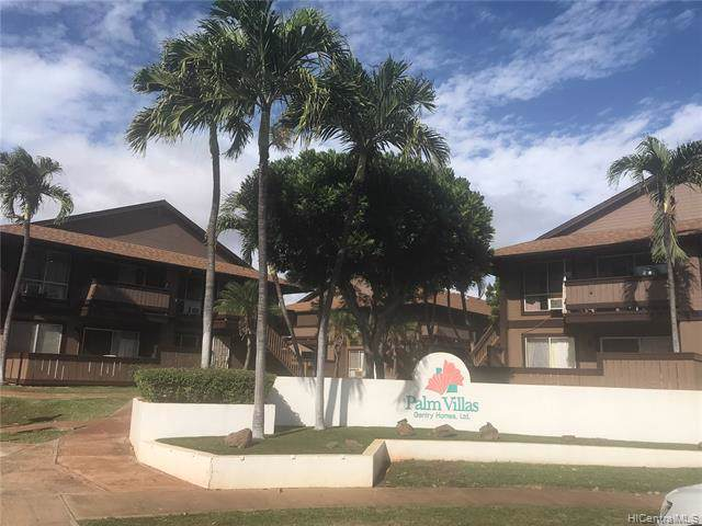 91-1039 Puamaeole Street 3B, Ewa Beach, HI 96706 (MLS #201933064) :: Keller Williams Honolulu
