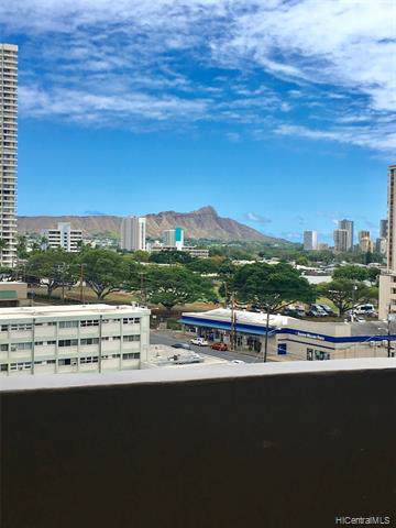 1025 Kalo Place #907, Honolulu, HI 96816 (MLS #201933070) :: The Ihara Team
