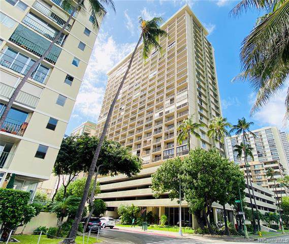 2345 Ala Wai Boulevard #2104, Honolulu, HI 96815 (MLS #201933073) :: Elite Pacific Properties