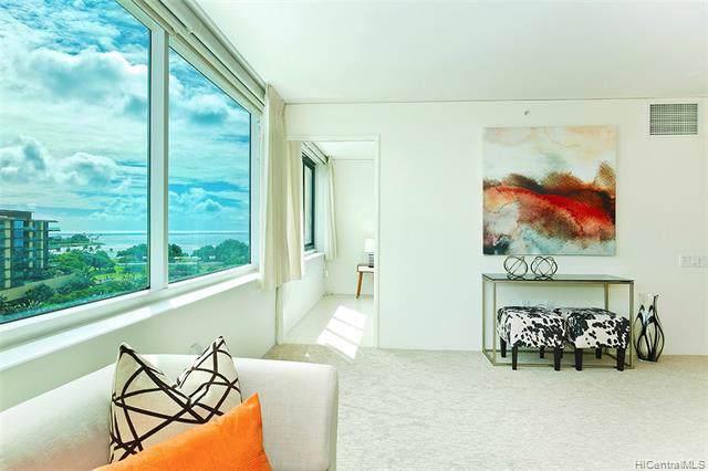 88 Piikoi Street #1005, Honolulu, HI 96814 (MLS #201933081) :: Elite Pacific Properties
