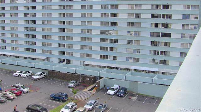 3215 Ala Ilima Street A910, Honolulu, HI 96818 (MLS #201933094) :: Keller Williams Honolulu