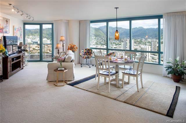 1888 Kalakaua Avenue #3002, Honolulu, HI 96815 (MLS #201933102) :: Elite Pacific Properties