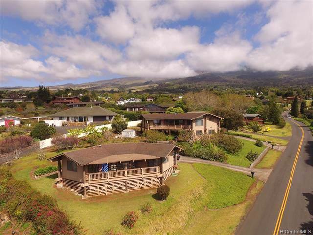 105 Holomakani Drive, Kula, HI 96790 (MLS #201933129) :: Keller Williams Honolulu