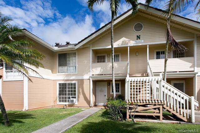 94-1455 Waipio Uka Street N-103, Waipahu, HI 96797 (MLS #201933143) :: The Ihara Team
