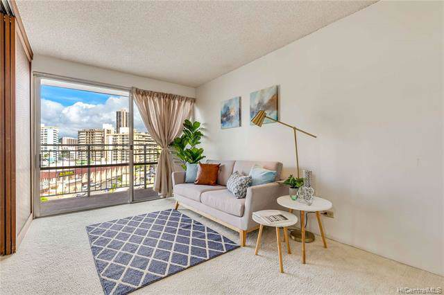 1655 Makaloa Street #716, Honolulu, HI 96814 (MLS #201933159) :: Maxey Homes Hawaii