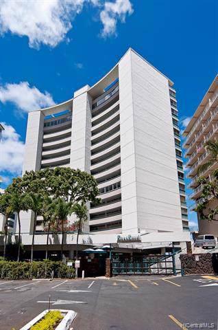 2877 Kalakaua Avenue #1104, Honolulu, HI 96815 (MLS #201933178) :: Elite Pacific Properties