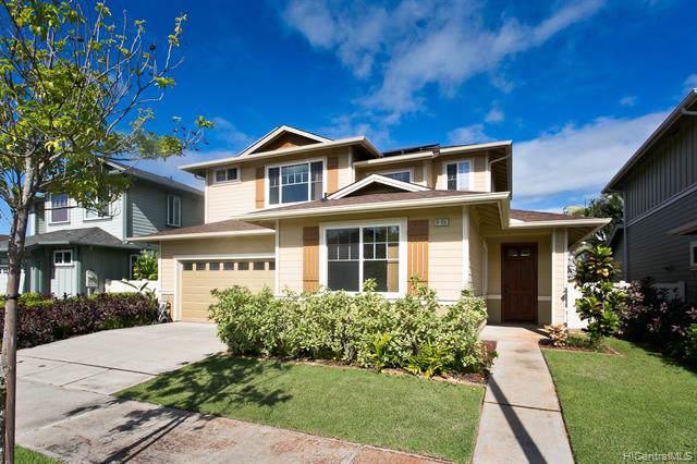 91-1156 Paapaana Street, Ewa Beach, HI 96706 (MLS #201933231) :: Barnes Hawaii