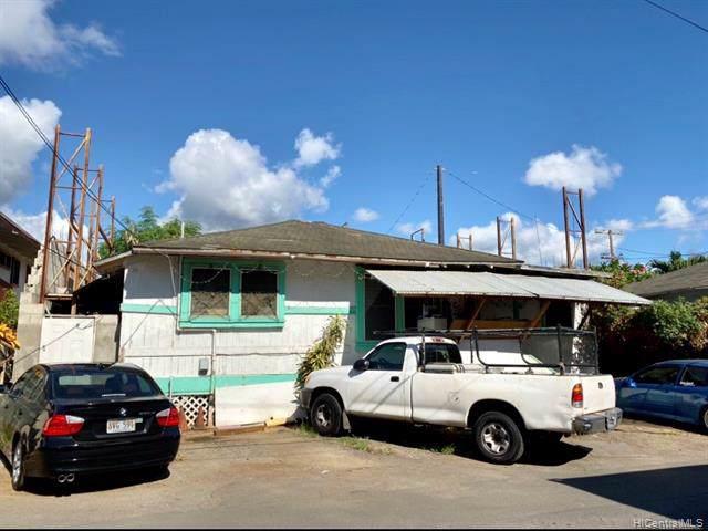 2108 Wilcox Lane, Honolulu, HI 96819 (MLS #201933262) :: The Ihara Team