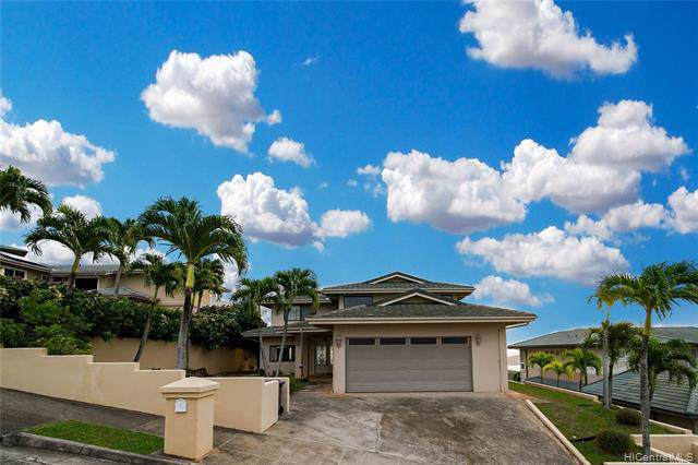 5343 Kahalakua Street, Honolulu, HI 96821 (MLS #201933284) :: Elite Pacific Properties