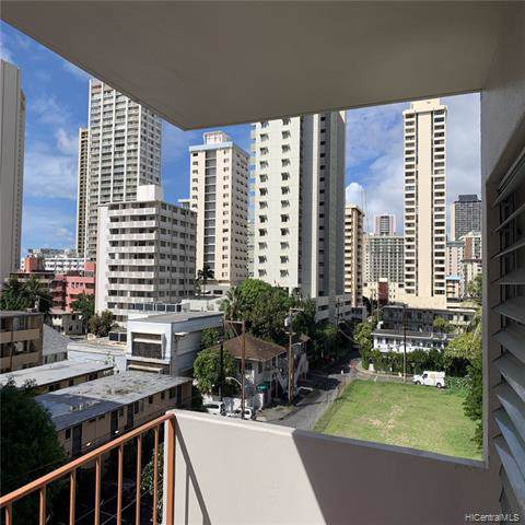 236 Liliuokalani Avenue #601, Honolulu, HI 96815 (MLS #201933288) :: Barnes Hawaii