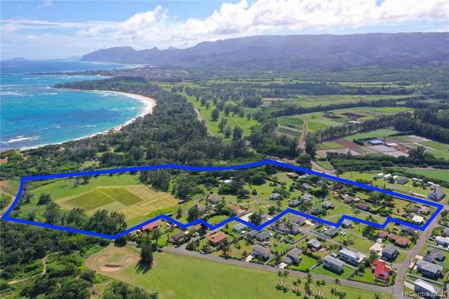 56-419 Kamehameha Highway Nc-42, Kahuku, HI 96731 (MLS #201933293) :: Corcoran Pacific Properties