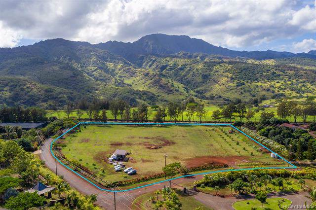 65-349 Poamoho Place, Waialua, HI 96791 (MLS #201933303) :: The Ihara Team