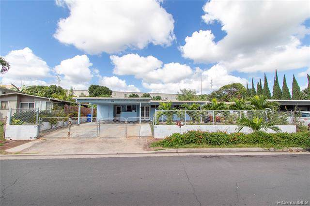 94-534 Kipou Street, Waipahu, HI 96797 (MLS #201933304) :: Elite Pacific Properties