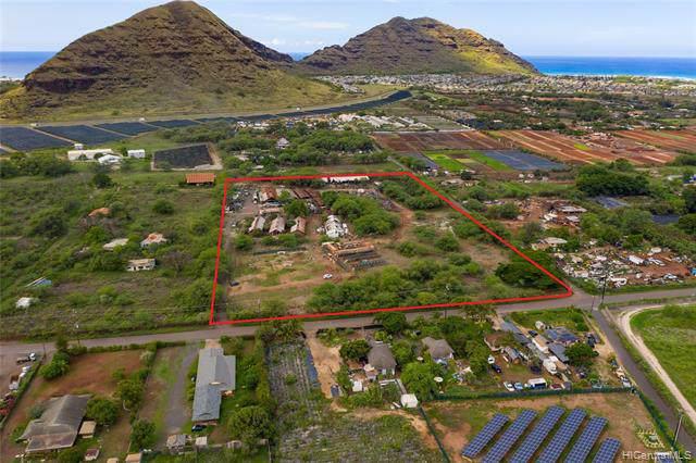 87-881 Iliili Road, Waianae, HI 96792 (MLS #201933320) :: Elite Pacific Properties