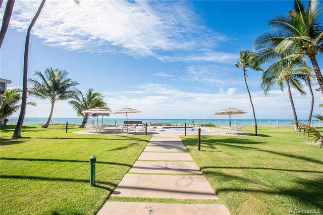 87-561 Farrington Highway #109, Waianae, HI 96792 (MLS #201933349) :: Maxey Homes Hawaii