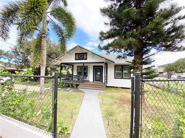 67-236 Goodale Avenue, Waialua, HI 96791 (MLS #201933462) :: Keller Williams Honolulu