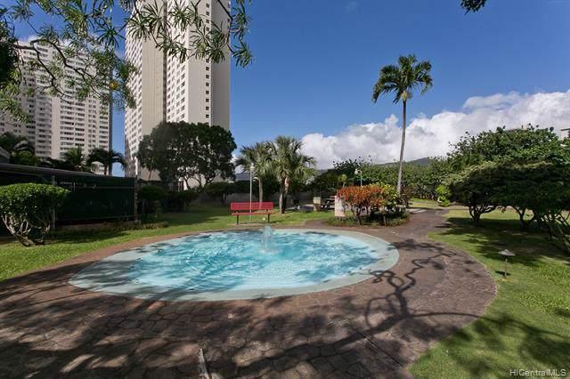 55 S Kukui Street D3110, Honolulu, HI 96813 (MLS #201933465) :: Maxey Homes Hawaii