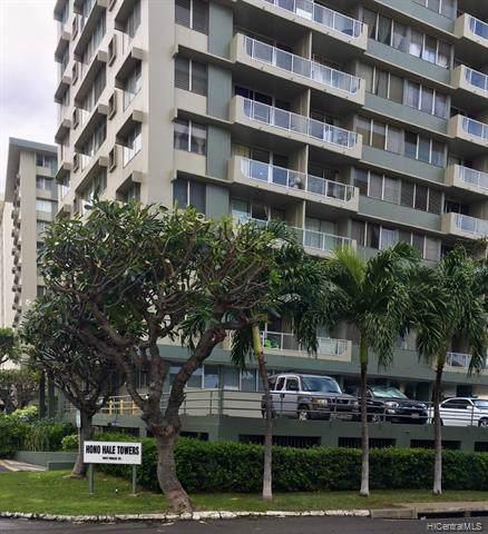 2651 Kuilei Street B53, Honolulu, HI 96826 (MLS #201933468) :: Elite Pacific Properties