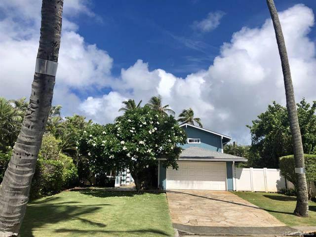 605 Launa Aloha Place, Kailua, HI 96734 (MLS #201933469) :: The Ihara Team