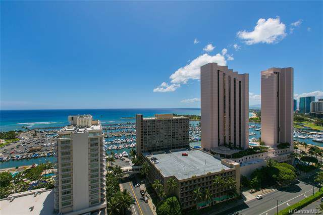 1778 Ala Moana Boulevard #2502, Honolulu, HI 96815 (MLS #201933477) :: Elite Pacific Properties