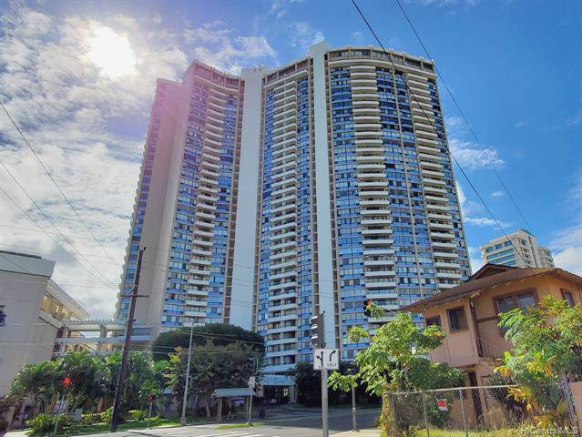 2333 Kapiolani Boulevard #3404, Honolulu, HI 96826 (MLS #201933484) :: Elite Pacific Properties