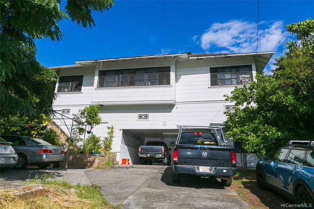 1531 Thurston Avenue, Honolulu, HI 96822 (MLS #201933502) :: Corcoran Pacific Properties
