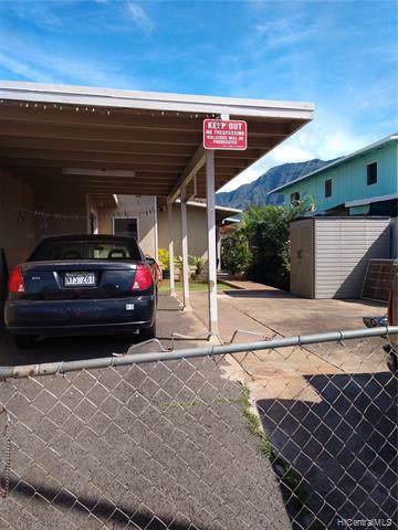 84-612A Kepue Street, Waianae, HI 96792 (MLS #201933530) :: Barnes Hawaii