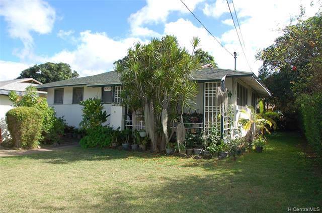 86-125 Puhano Street, Waianae, HI 96792 (MLS #201933531) :: Elite Pacific Properties
