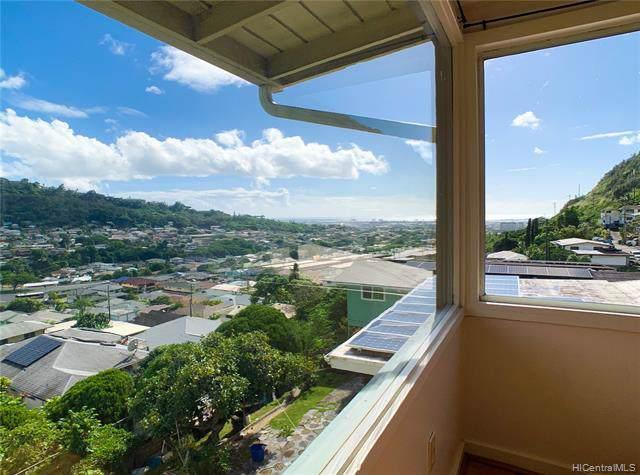 2210 Kula Kolea Drive, Honolulu, HI 96819 (MLS #201933538) :: The Ihara Team